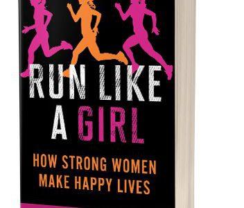 Run Like A Girl Book