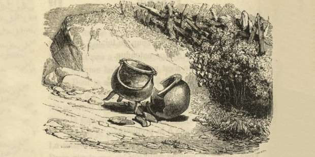 Replace The US Constitution: The Mud Pot and The Iron Pot